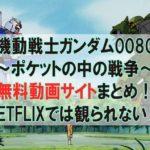 ガンダムポケットの中の戦争の無料動画配信サイトまとめ!NETFLIXでは観られない?